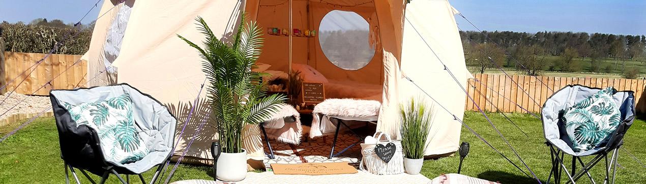 New Luna Tent - Outdoor Luxury